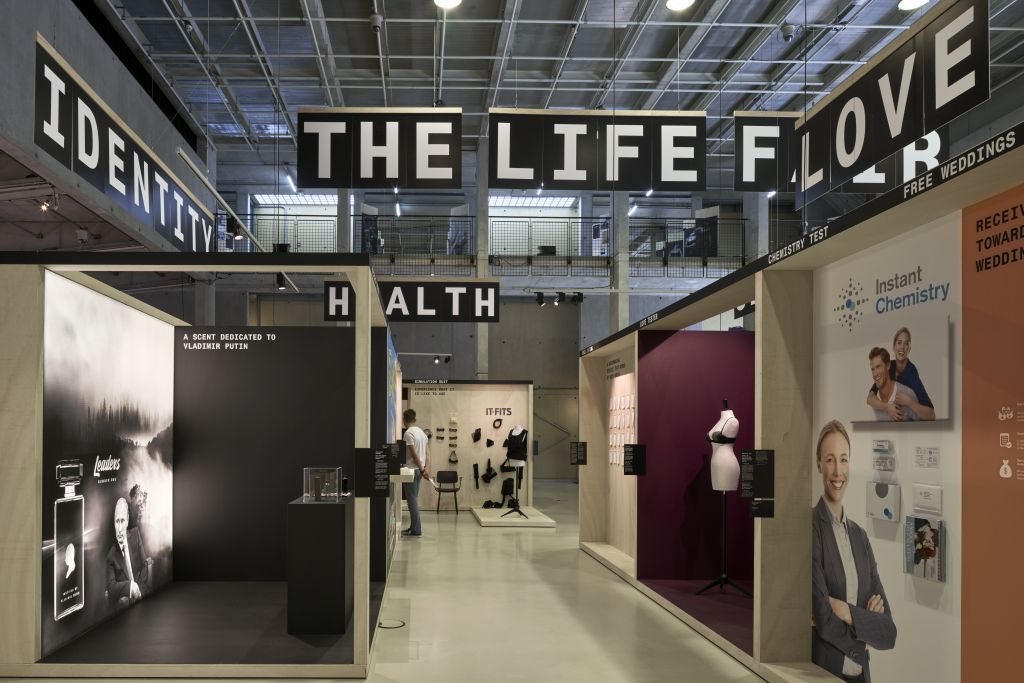 The Life Fair. Foto Johannes Schwartz